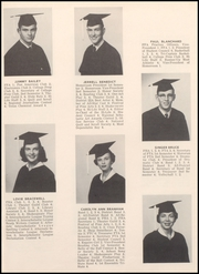Page 15, 1956 Edition, Webster High School - Web Yearbook (Webster, TX) online yearbook collection