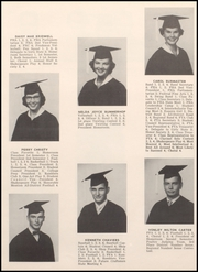 Page 16, 1956 Edition, Webster High School - Web Yearbook (Webster, TX) online yearbook collection
