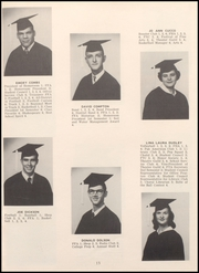 Page 17, 1956 Edition, Webster High School - Web Yearbook (Webster, TX) online yearbook collection