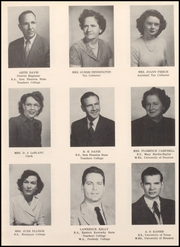Page 9, 1956 Edition, Webster High School - Web Yearbook (Webster, TX) online yearbook collection