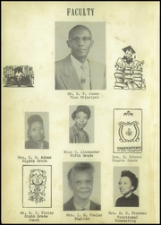 Page 10, 1956 Edition, Fred Douglass High School - Dragon Yearbook (Jacksonville, TX) online yearbook collection
