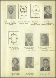 Page 11, 1956 Edition, Fred Douglass High School - Dragon Yearbook (Jacksonville, TX) online yearbook collection