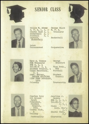 Page 13, 1956 Edition, Fred Douglass High School - Dragon Yearbook (Jacksonville, TX) online yearbook collection