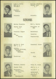Page 14, 1956 Edition, Fred Douglass High School - Dragon Yearbook (Jacksonville, TX) online yearbook collection