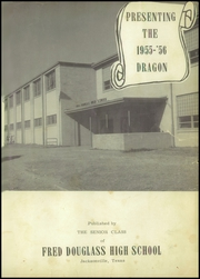Page 5, 1956 Edition, Fred Douglass High School - Dragon Yearbook (Jacksonville, TX) online yearbook collection