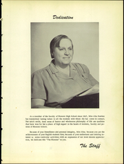 Page 11, 1952 Edition, Blossom High School - Yearbook (Blossom, TX) online yearbook collection