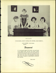 Page 9, 1952 Edition, Blossom High School - Yearbook (Blossom, TX) online yearbook collection