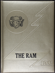 1962 Edition, Talpa Centennial High School - Ram Yearbook (Talpa, TX)