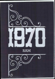 Page 1, 1970 Edition, Talpa Centennial High School - Ram Yearbook (Talpa, TX) online yearbook collection