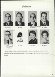 Page 11, 1970 Edition, Talpa Centennial High School - Ram Yearbook (Talpa, TX) online yearbook collection