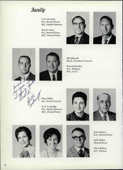 Page 14, 1970 Edition, Talpa Centennial High School - Ram Yearbook (Talpa, TX) online yearbook collection