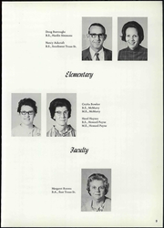 Page 15, 1970 Edition, Talpa Centennial High School - Ram Yearbook (Talpa, TX) online yearbook collection