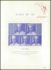 Page 17, 1945 Edition, Our Lady of Victory High School - Lepanto Yearbook (Fort Worth, TX) online yearbook collection