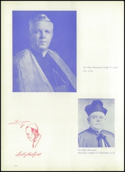 Page 8, 1945 Edition, Our Lady of Victory High School - Lepanto Yearbook (Fort Worth, TX) online yearbook collection