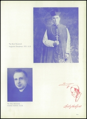 Page 9, 1945 Edition, Our Lady of Victory High School - Lepanto Yearbook (Fort Worth, TX) online yearbook collection