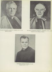 Page 13, 1953 Edition, Our Lady of Victory High School - Lepanto Yearbook (Fort Worth, TX) online yearbook collection