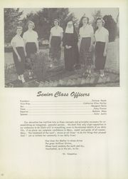 Page 16, 1953 Edition, Our Lady of Victory High School - Lepanto Yearbook (Fort Worth, TX) online yearbook collection