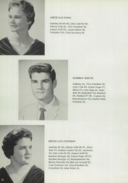 Page 16, 1959 Edition, St Marys High School - Mater Dei Yearbook (Orange, TX) online yearbook collection