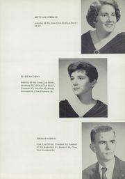 Page 17, 1959 Edition, St Marys High School - Mater Dei Yearbook (Orange, TX) online yearbook collection