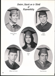 Page 12, 1970 Edition, Mirando City High School - Pantherlog Yearbook (Mirando City, TX) online yearbook collection