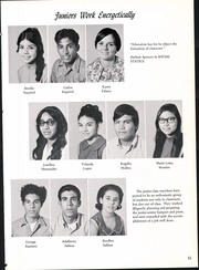 Page 13, 1970 Edition, Mirando City High School - Pantherlog Yearbook (Mirando City, TX) online yearbook collection