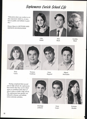 Page 14, 1970 Edition, Mirando City High School - Pantherlog Yearbook (Mirando City, TX) online yearbook collection