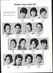 Page 15, 1970 Edition, Mirando City High School - Pantherlog Yearbook (Mirando City, TX) online yearbook collection