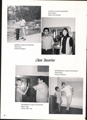 Page 16, 1970 Edition, Mirando City High School - Pantherlog Yearbook (Mirando City, TX) online yearbook collection
