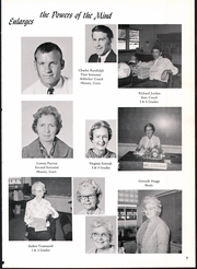 Page 9, 1970 Edition, Mirando City High School - Pantherlog Yearbook (Mirando City, TX) online yearbook collection