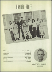 Page 10, 1951 Edition, Woodson High School - Cowboy Yearbook (Woodson, TX) online yearbook collection