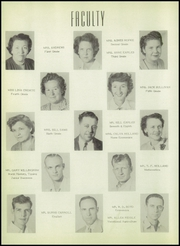 Page 16, 1951 Edition, Woodson High School - Cowboy Yearbook (Woodson, TX) online yearbook collection