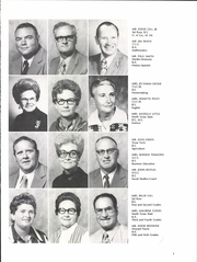 Page 11, 1974 Edition, Woodson High School - Cowboy Yearbook (Woodson, TX) online yearbook collection