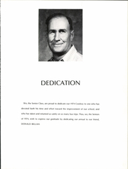 Page 7, 1974 Edition, Woodson High School - Cowboy Yearbook (Woodson, TX) online yearbook collection