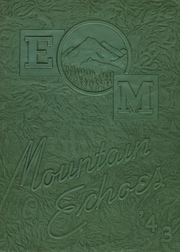 1943 Edition, East Mountain High School - Tiger Yearbook (Longview, TX)