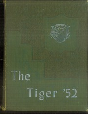 1952 Edition, East Mountain High School - Tiger Yearbook (Longview, TX)