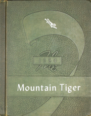 1954 Edition, East Mountain High School - Tiger Yearbook (Longview, TX)