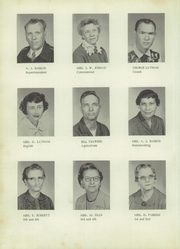 Page 10, 1959 Edition, Carlton High School - Ram Yearbook (Carlton, TX) online yearbook collection