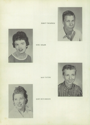 Page 14, 1959 Edition, Carlton High School - Ram Yearbook (Carlton, TX) online yearbook collection