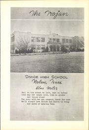 Page 7, 1947 Edition, Divide High School - Trojan Yearbook (Nolan, TX) online yearbook collection