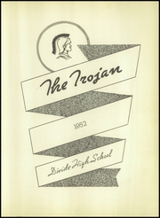 Page 7, 1952 Edition, Divide High School - Trojan Yearbook (Nolan, TX) online yearbook collection