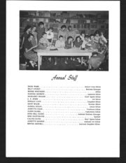 Page 10, 1953 Edition, Divide High School - Trojan Yearbook (Nolan, TX) online yearbook collection