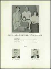 Page 14, 1958 Edition, Divide High School - Trojan Yearbook (Nolan, TX) online yearbook collection