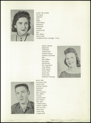 Page 17, 1958 Edition, Divide High School - Trojan Yearbook (Nolan, TX) online yearbook collection