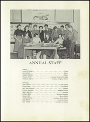 Page 7, 1958 Edition, Divide High School - Trojan Yearbook (Nolan, TX) online yearbook collection