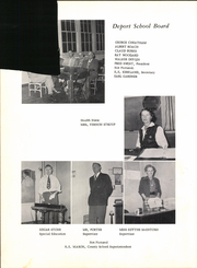 Page 12, 1956 Edition, Deport High School - Acorn Yearbook (Deport, TX) online yearbook collection