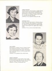 Page 15, 1956 Edition, Deport High School - Acorn Yearbook (Deport, TX) online yearbook collection
