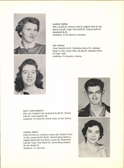 Page 17, 1956 Edition, Deport High School - Acorn Yearbook (Deport, TX) online yearbook collection