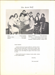 Page 6, 1956 Edition, Deport High School - Acorn Yearbook (Deport, TX) online yearbook collection