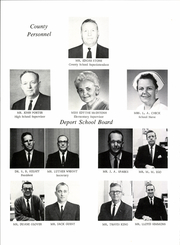 Page 10, 1968 Edition, Deport High School - Acorn Yearbook (Deport, TX) online yearbook collection