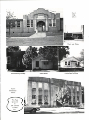Page 7, 1970 Edition, Deport High School - Acorn Yearbook (Deport, TX) online yearbook collection